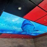Prolutix LED textiel fotoplafond - wolkenplafond