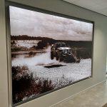 Prolutix Textiel LED fotoframe - Lemelerveld