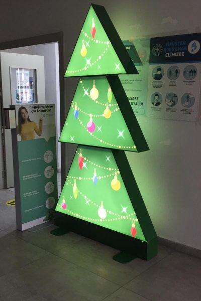 Prolutix - Kerstboom - Driehoek